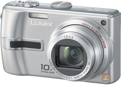 DMC-TZ3S Lumix 7.2 mega-pixel Digital Camera - OPEN BOX