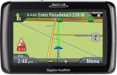 RoadMate 2035 Portable Car GPS Navigation System