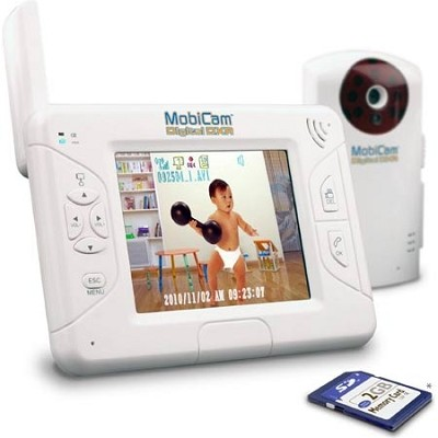 Mobicam DXR Wireless Digital Monitoring System