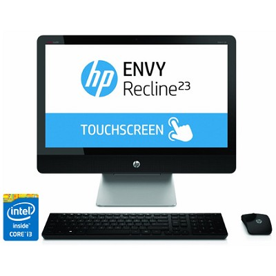 Envy Recline 23-k310 23` Intel Core i3-4130T All-in-One Desktop