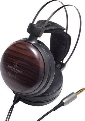 ATH-W5000 Closed-back dynamic audiophile headphones