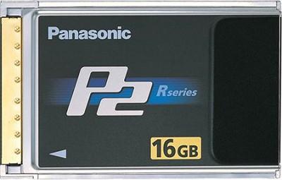 AJ-P2C016RG 16GB P2 Card High Performance Flash Card