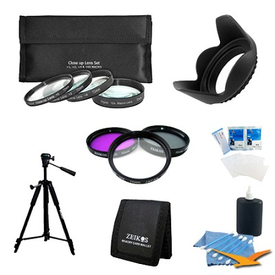 Pro Shooter 72mm lens kit