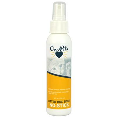 4 Oz. No Stick Odor Control Litter Box Spray (1400012472)