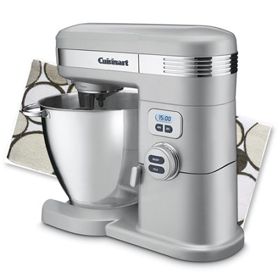 SM-70 7-Quart 12-Speed Stand Mixer with Kitchen Towel