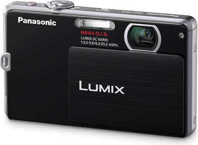 DMC-FP3K LUMIX 14.1 MP Digital Camera (Black)