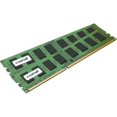 16GB Kit (2 x 8GB) DDR3L-1600 UDIMM Unbuffered Memory - CT2K102464BD160B