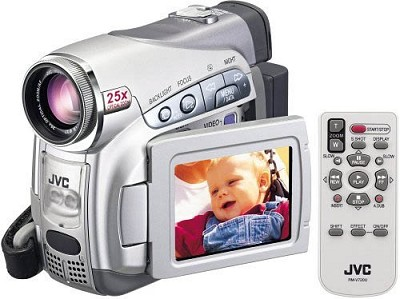 GR-D295US Mini-DV Digital Video Camcorder