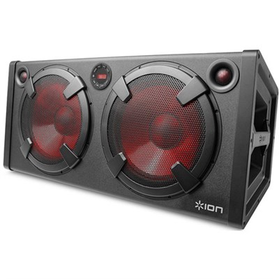 Road Warrior - 500-Watt Rechargeable Bluetooth Stereo System IPA27 - OPEN BOX