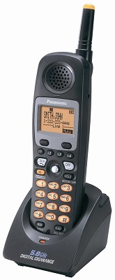 KX-TGA450B 5.8Ghz Expandable Handset for KX-TG4500B