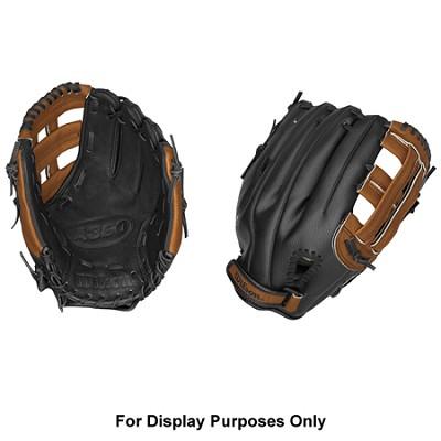 A360 Baseball Glove - Left Hand Throw - Size 11.5`