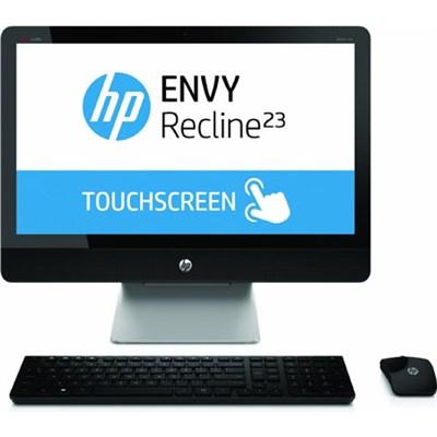ENVY Recline 23` 23-k010 TouchSmart All-in-One PC - OPEN BOX