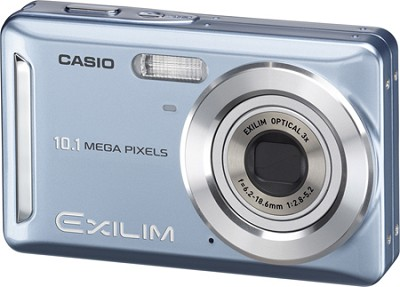 Exilim Z29 10MP 2.5` LCD Digital Camera (Blue)