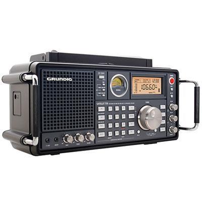 Grundig Satellite AM FM Shortwave Radio - NGSAT750B