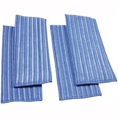 Ultra Clean Pads for use with SS series steamers - 4 Pack (RMS-4)
