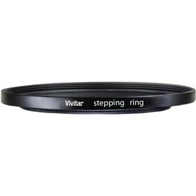58mm to 52mm Step Down Thread Conversion Ring