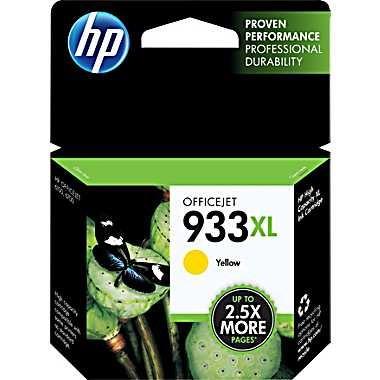 933XL Yellow Officejet Ink Cartridge