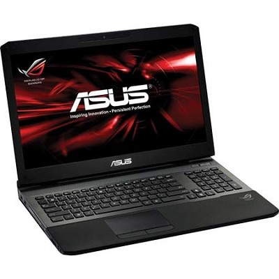 17.3` ROG G75VW-DH72 Notebook PC - Intel Chief River i7-3630QM 2.4GHz Processor