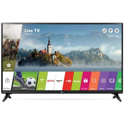 43LJ5500 - 43-Inch 1080p Smart LED TV (2017 Model) - OPEN BOX