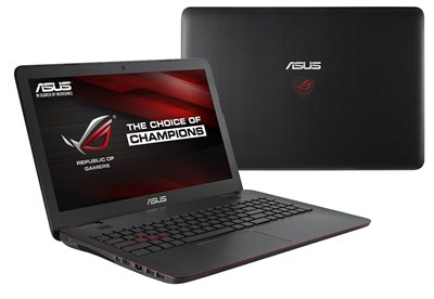 ROG GL551JW-DS74 15.6-Inch IPS FHD Intel Core i7 4720HQ Gaming Laptop - OPEN BOX