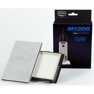 M1200 HEPA Media and Charcoal Filter Set