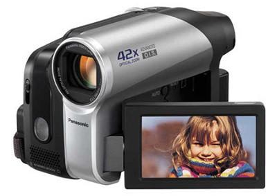 PV-GS90 MiniDV Camcorder