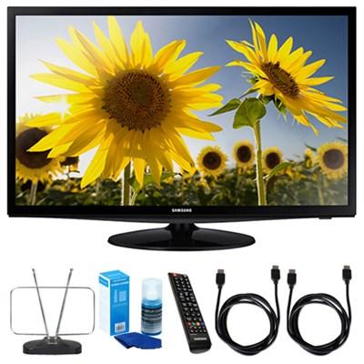 28` Slim LED HD 720p TV-UN28H4000 w/ TV Cut the Cord Bundle