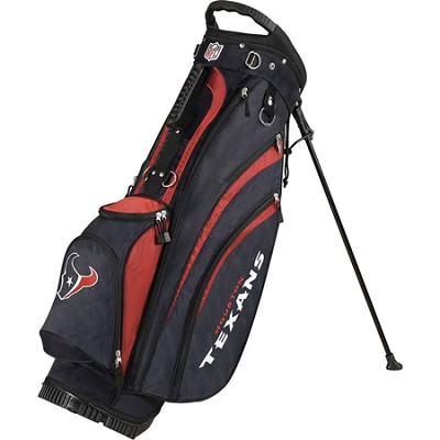 NFL Houston Texans Golf Carry Bag