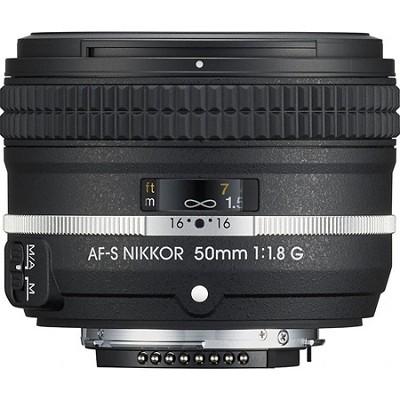 AF-S NIKKOR 50mm f/1.8G Special Edition Lens