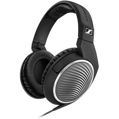 HD 471i Headset w/ Inline Mic and 3 Button Control - For iOS Devices - OPEN BOX