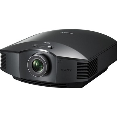 VPL-HW50ES ES 1700 ANSI Home Theater 3D Projector with 2 3D Glasses