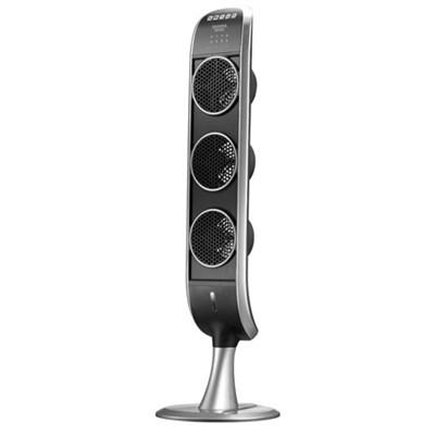 TSI-TF501-BLK Slim Tower Fan, 42` L - Black