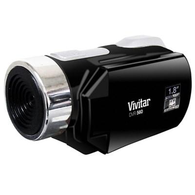 Digital Video Camera - Black 1.8-Inch Display (DVR650-BLK-PR)