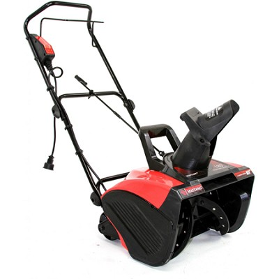 Electric Snow Thrower, 18inch 13 Amps