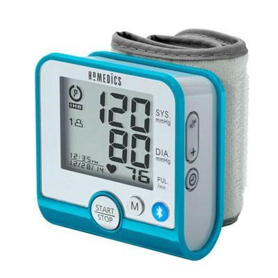 Premium Wrist BP Monitor w BT