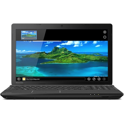 Satellite 15.6` C55-A5246NR Notebook PC - Intel Core i3-3120M Processor