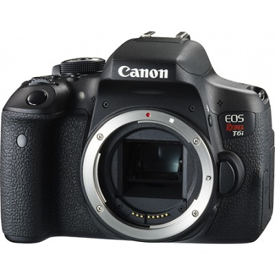 EOS Rebel T6i Digital SLR Camera Body