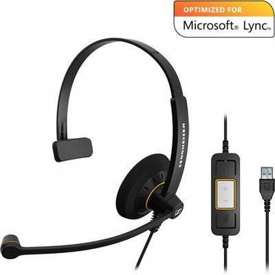 Wideband Headset for Microsoft Lync - SC 30 USB ML