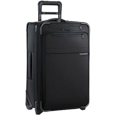 Baseline Domestic Carry-on Expandable Upright - Black (U122CX-4)