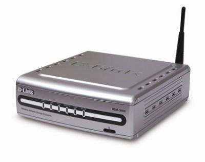 Wireless G Network Storage Enclosure - DSM-G600