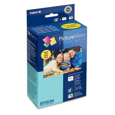 PictureMate Print Pack - T5845-M