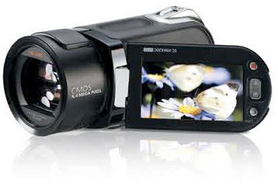 SC- HMX20C Full HD Camcorder with 8 GB Flash Memory and Memory Card Slot