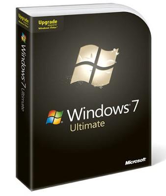 Windows 7 Ultimate Upgrade - GLC-00184