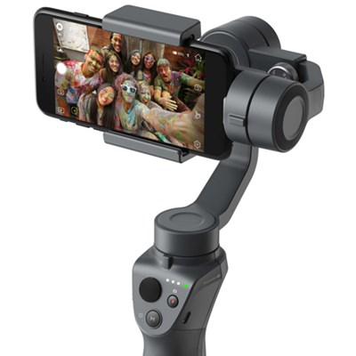 Osmo Mobile 2 Gimbal & Selfie Stick - CP.ZM.00000064.01