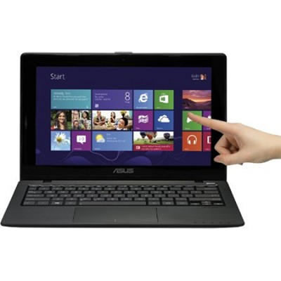 X200LA-DH31T 11.6-Inch Intel Core i3-4010U (1.7GHz) Touchscreen Laptop (Black)
