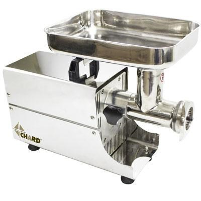 No8 Induction Grinder in Stainless Steel - FCG-8