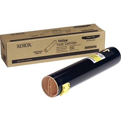 Yellow Toner Cartridge for Phaser 7760 - 106R01162