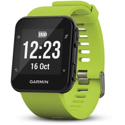 Forerunner 35 GPS Running Watch & Activity Tracker - Limelight