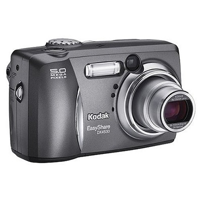 EASYSHARE DX-4530 DIGITAL CAMERA