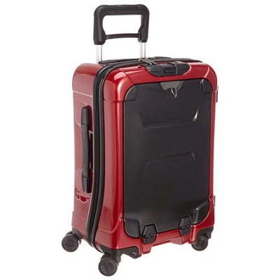 QU121SP-31 Torq 21` International Carry-On Spinner - Ruby